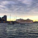 cruiseshipharbour