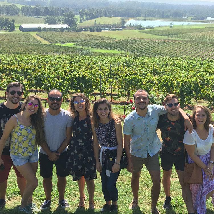 Hunter Valley Wine Tours Audrey Wilkinson