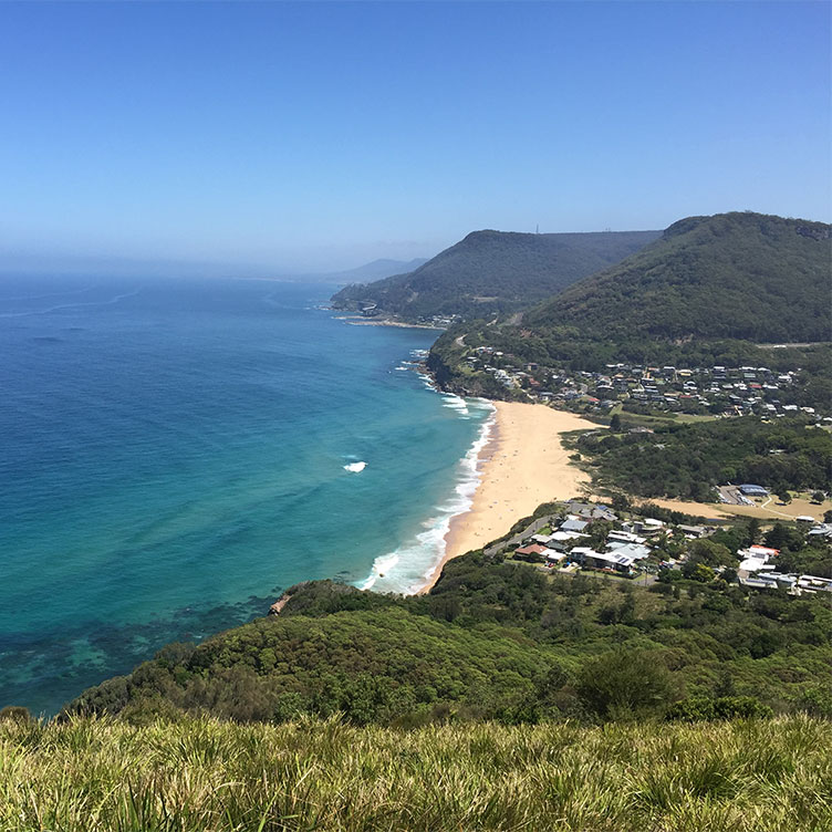 Southern Highlands Tours Stanwell Tops Lookout